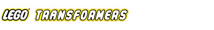 LEGO TRANSFORMERS1