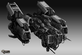 Strike Vector Concept Art_12