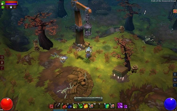 Torchlight2Screenshot