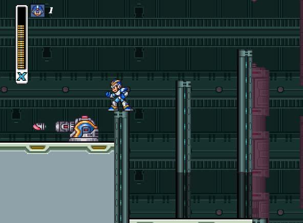 Megaman – Project X