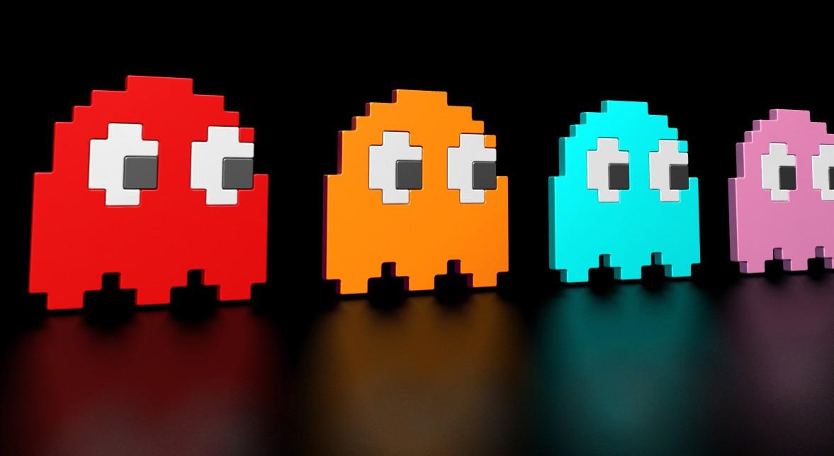 Pac Man Classic Arcade Game