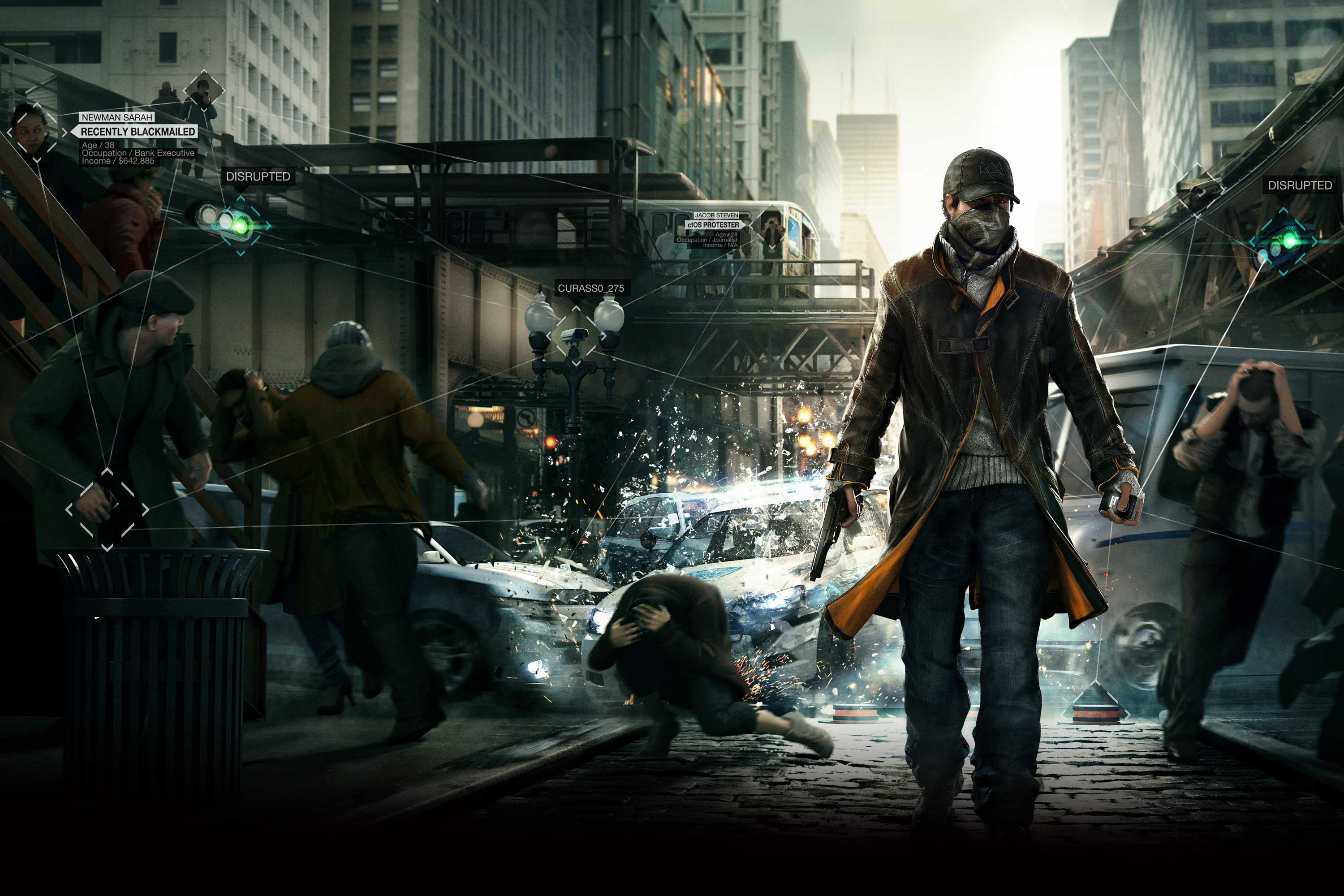 A Lot Is Riding On Watch Dogs For Wii U