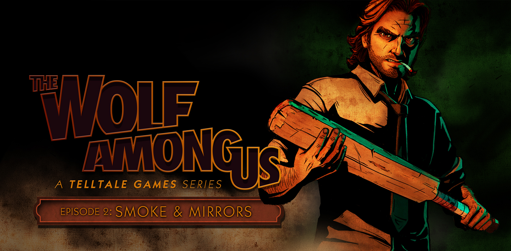 Wolf Among Us: Episode 2 – Smoke and Mirrors