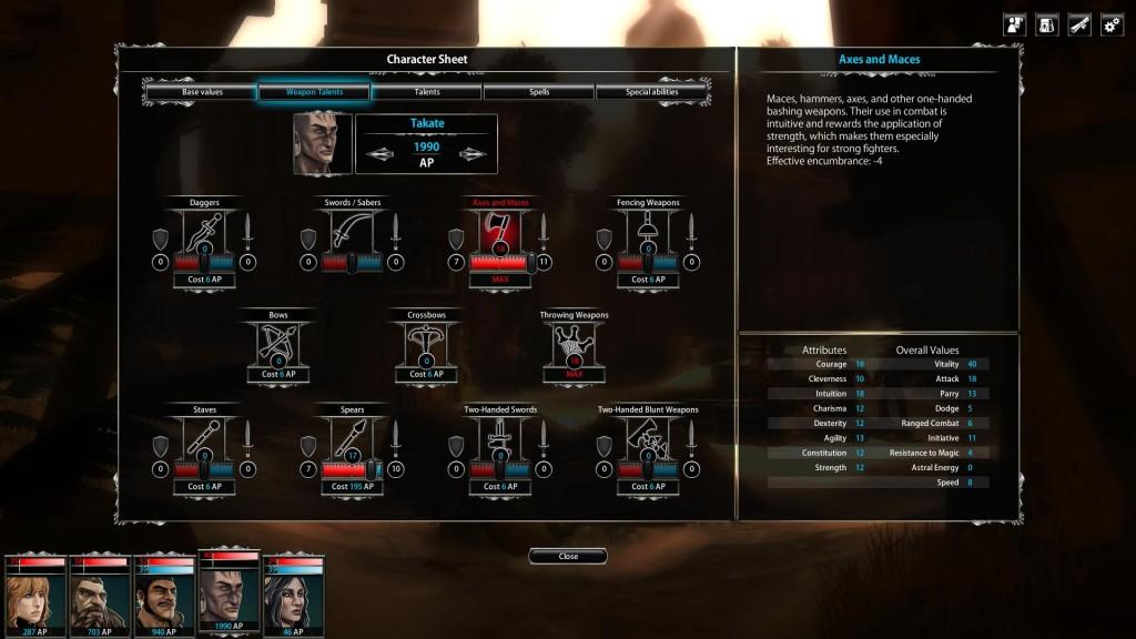 blackguards-character-screen